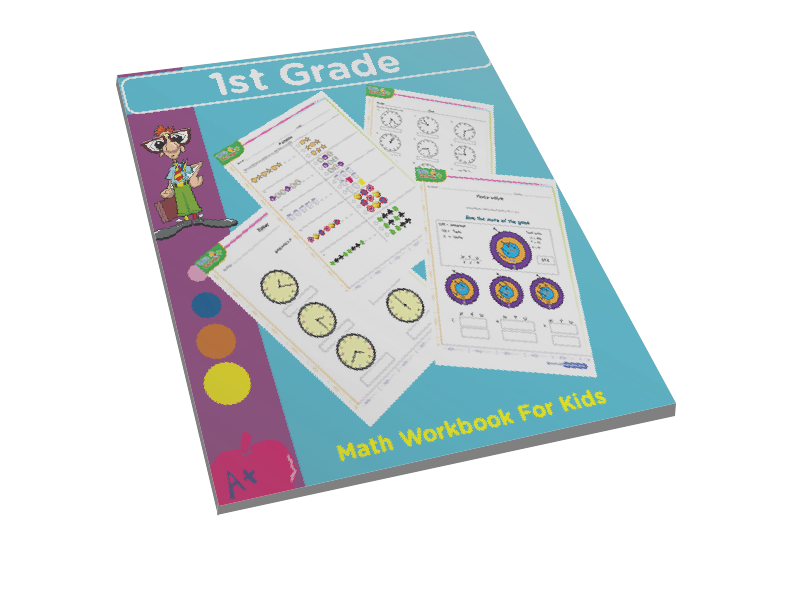 Math ebook 1st grade