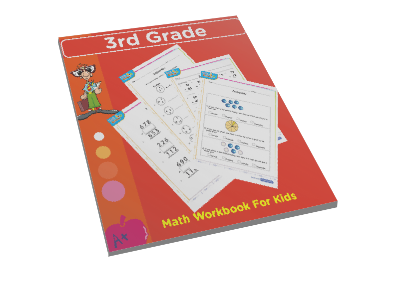 Math ebook 3rd grade