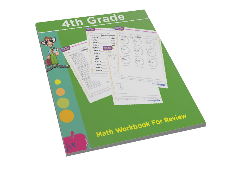 Math ebook 4th grade