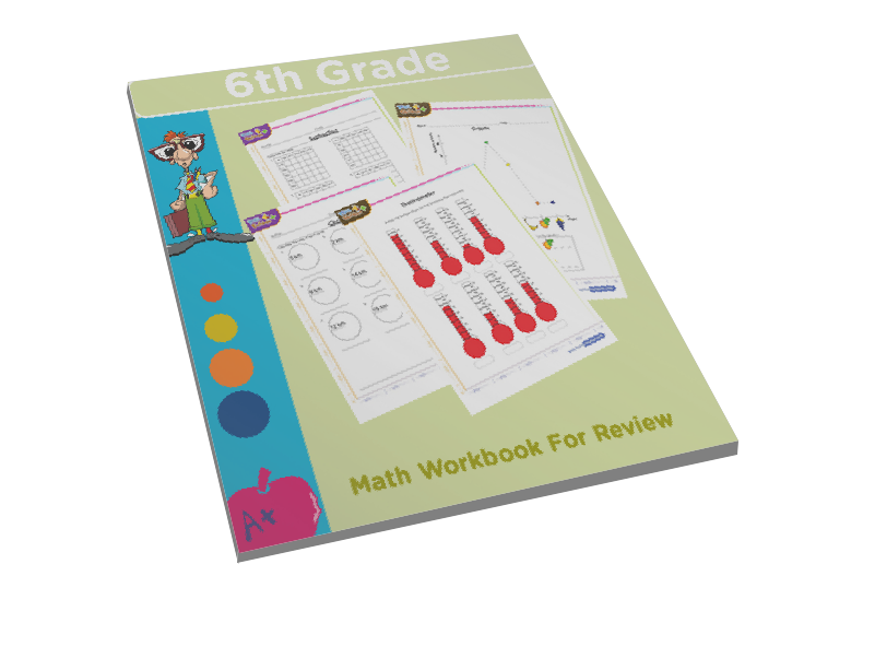 Math ebook 6th grade