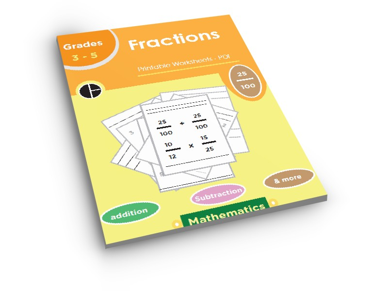 fractions-3rd-to-5th-grades